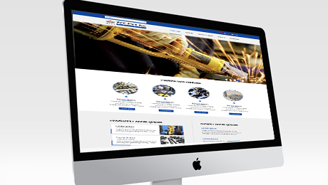 Online inventory and product catalog.